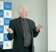 Lecture by Prof. John Clammer - Culture, Sustainability and Disaster Recovery: A Sociological, Architectural and Cultural Approach