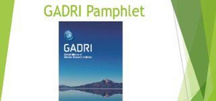 GADRI Annual Report 2018