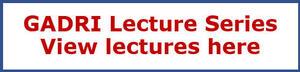 GADRI Lectures Series